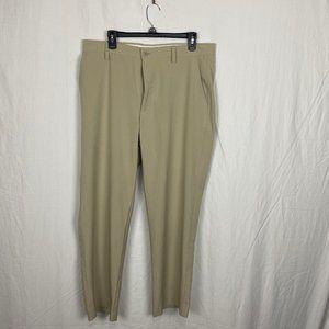 Footjoy Men's tan golf pants slacks- 36